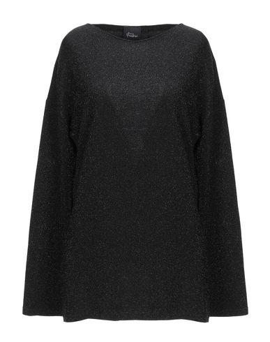 Купить Женскую блузку MEM.JS черного цвета