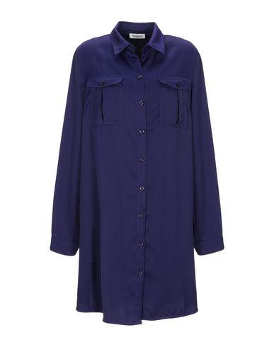 Фото - Женское короткое платье ANISYA® IS фиолетового цвета