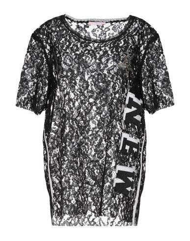 Купить Женскую блузку  черного цвета