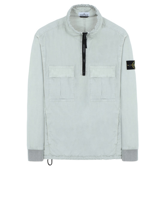 STONE ISLAND オーバーシャツ 117WN 'OLD' DYE TREATMENT