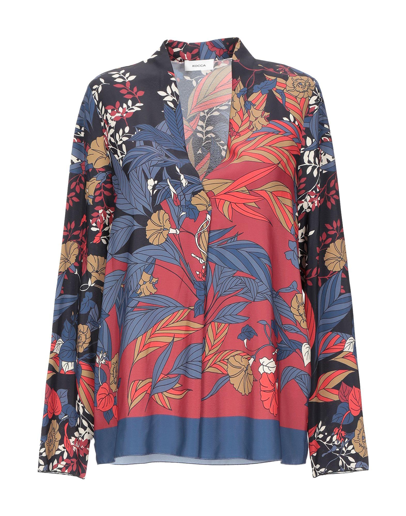 KOCCA Блузка недорго, оригинальная цена