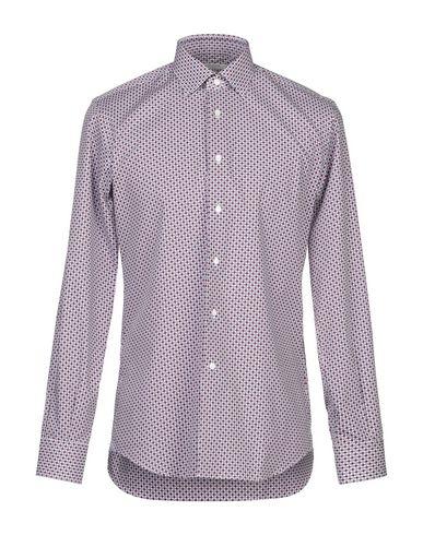 Купить Pубашка от DEL SIENA красного цвета