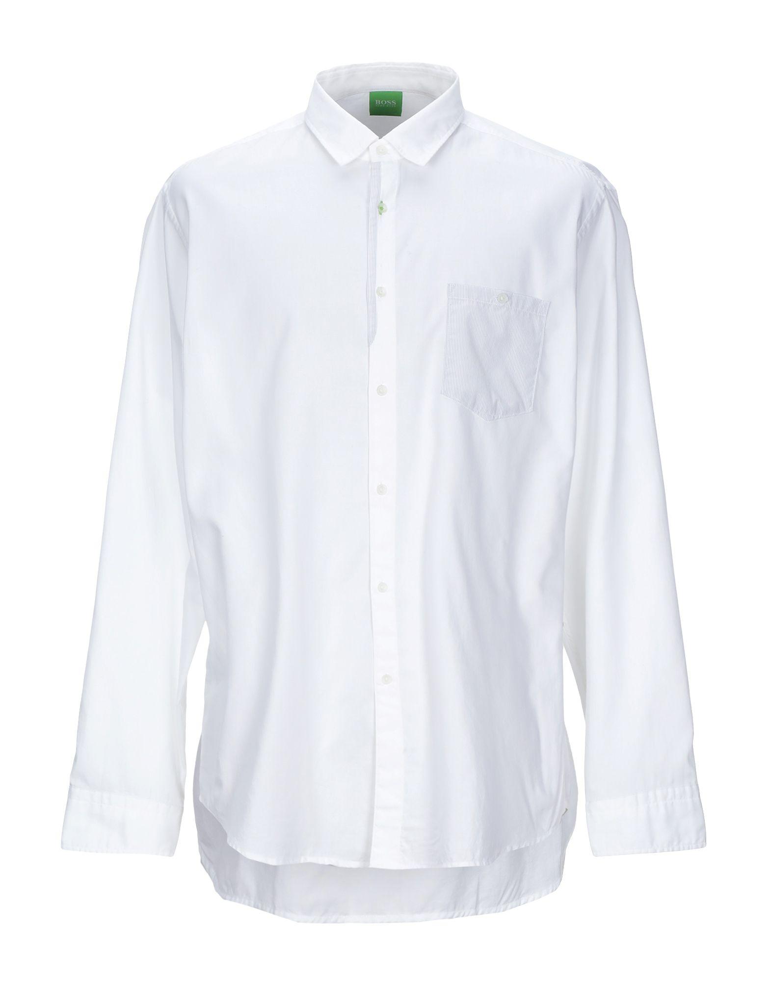 BOSS GREEN Pубашка цена