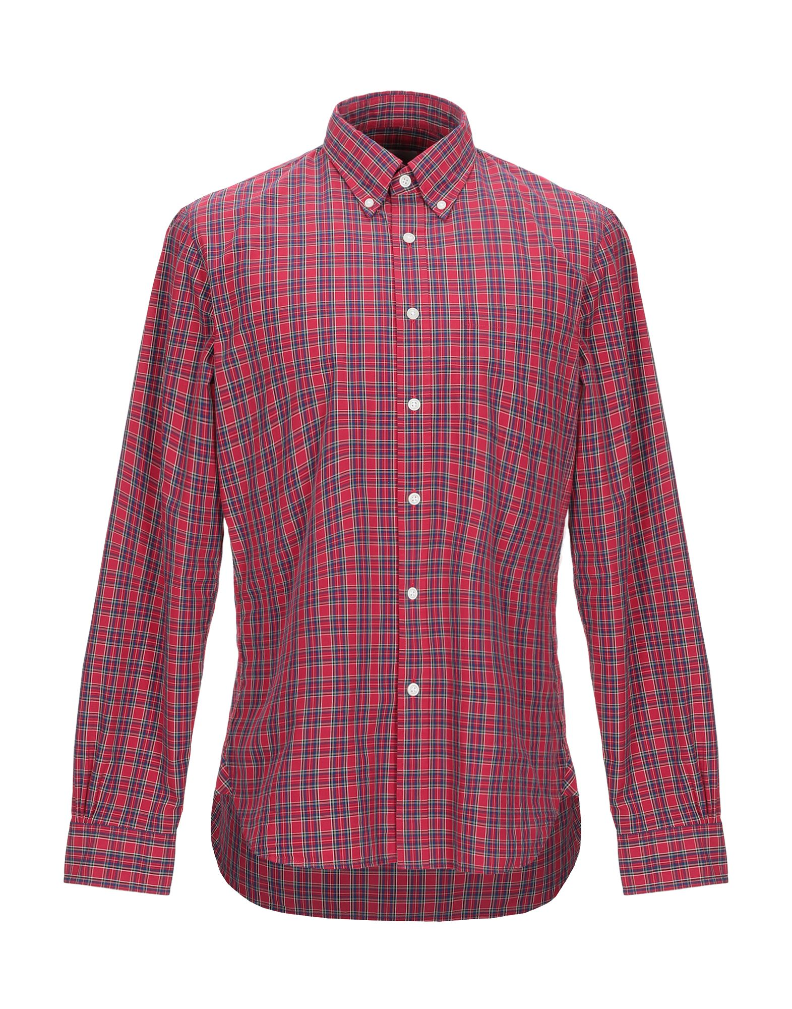 RED FLEECE by BROOKS BROTHERS Pубашка