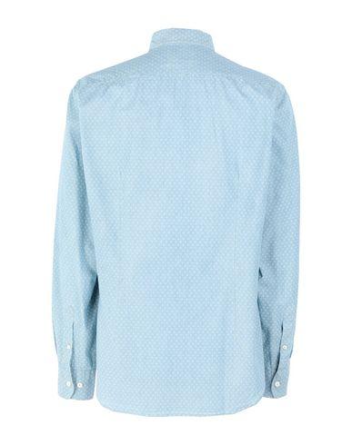 Фото 2 - Pубашка от BROOKSFIELD небесно-голубого цвета