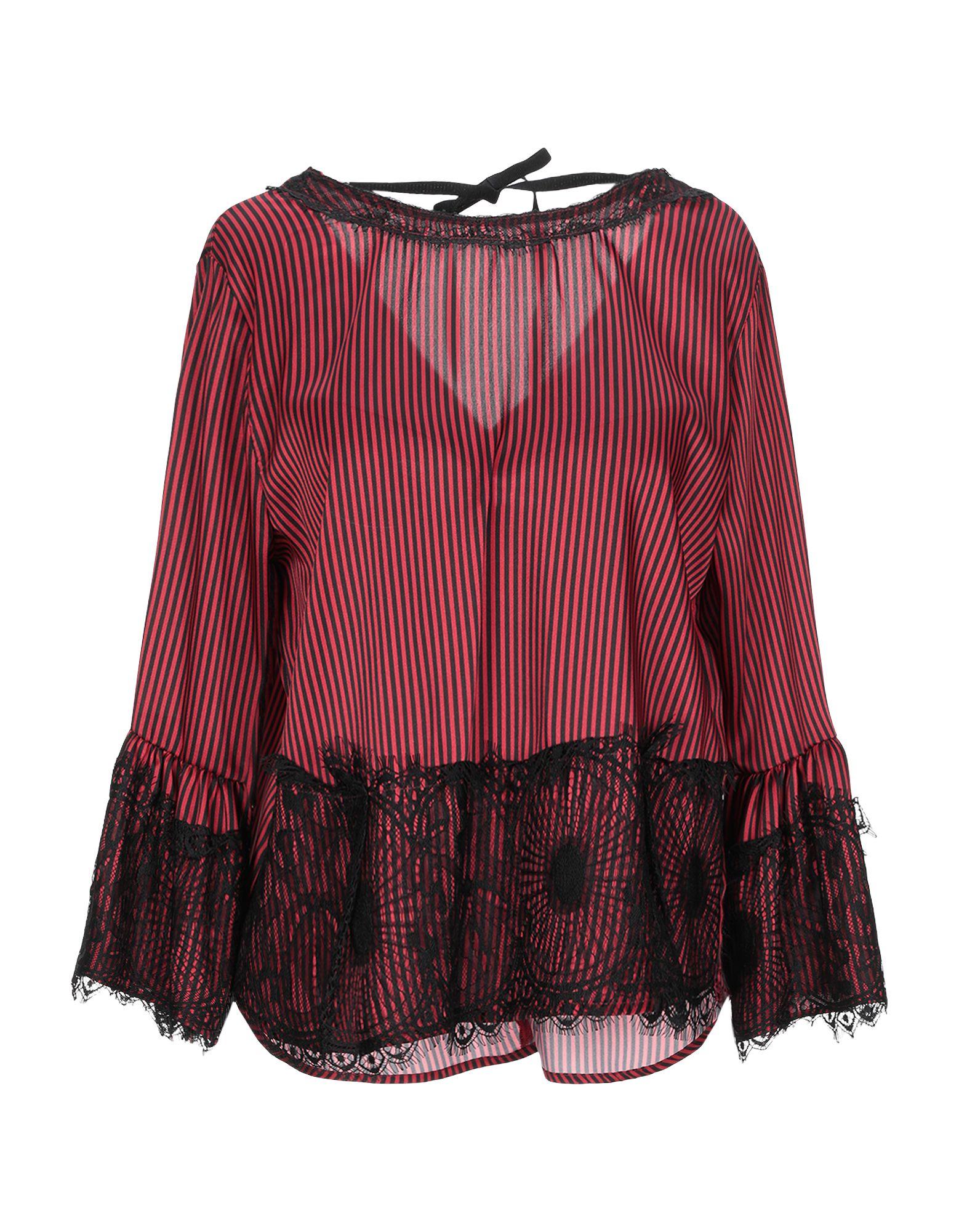 VICOLO Блузка блузка в полоску marice