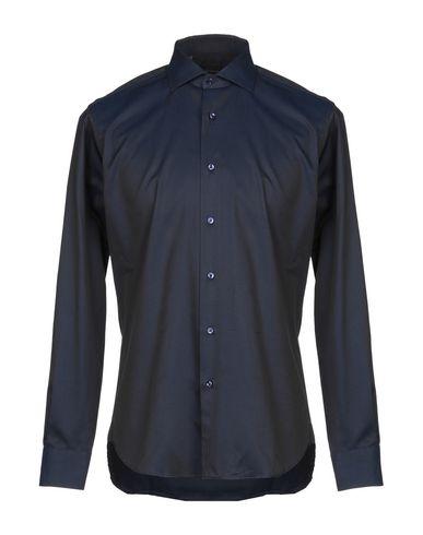 Купить Pубашка от BROUBACK темно-синего цвета