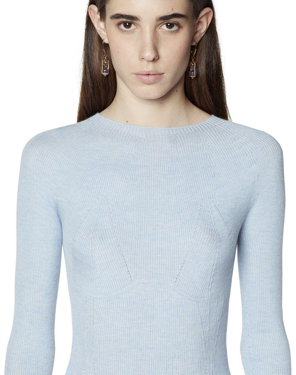 カシミア&シルク セーター - Lanvin