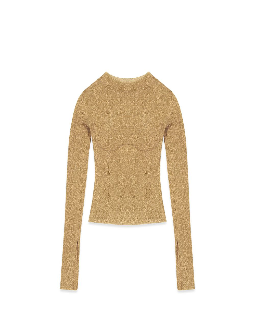 LUREX SWEATER - Lanvin