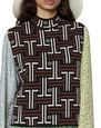 LANVIN Top Woman SLEEVELESS MERINO WOOL SWEATER f