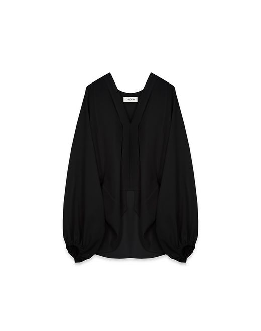 OVERSIZED BLOUSE  - Lanvin