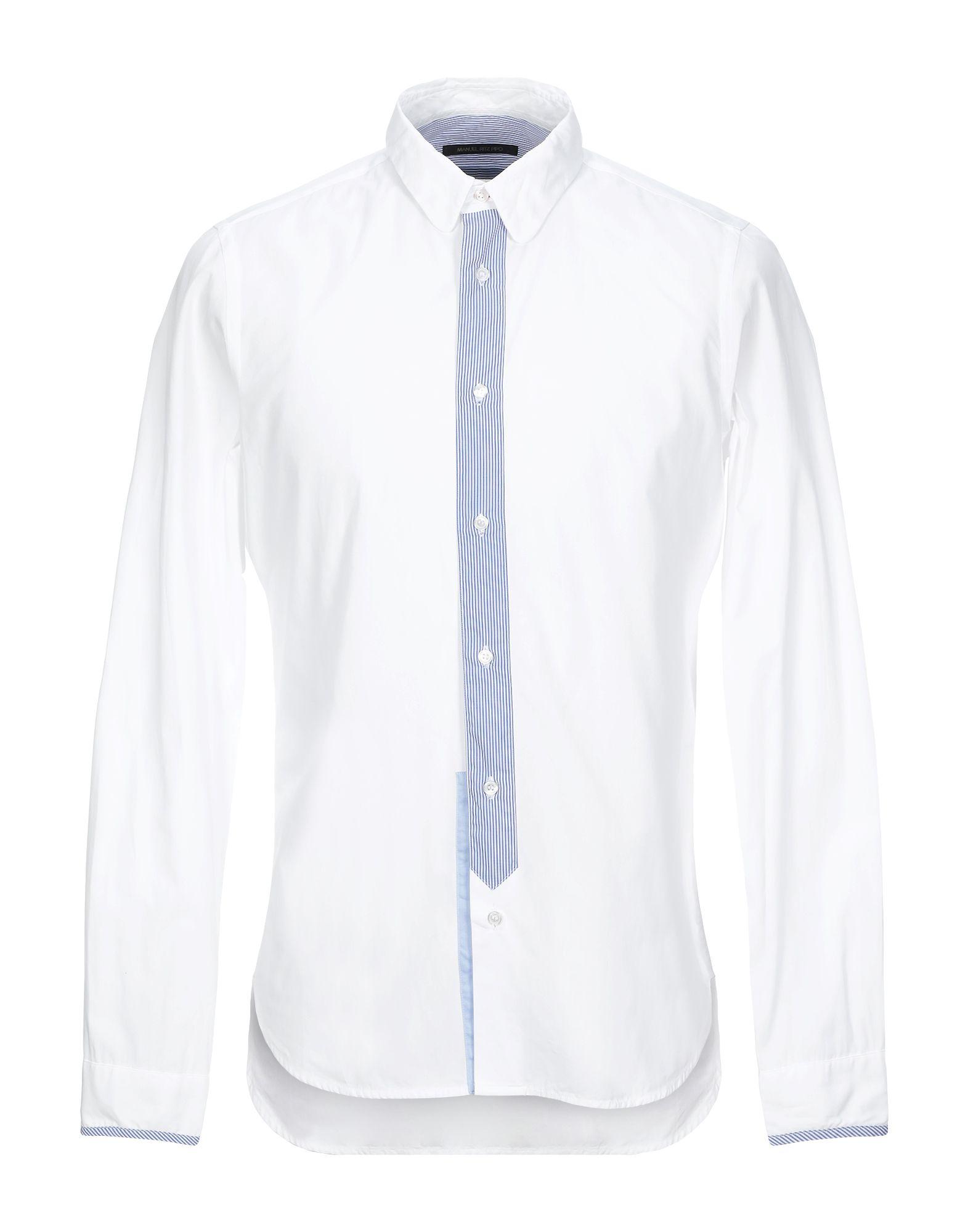 MANUEL RITZPIPO Pубашка