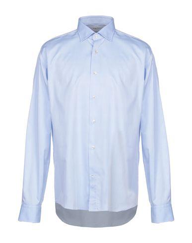 Фото - Pубашка от CALLISTO CAMPORA лазурного цвета
