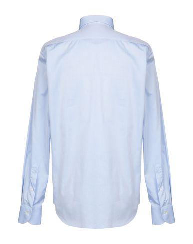 Фото 2 - Pубашка от CALLISTO CAMPORA лазурного цвета