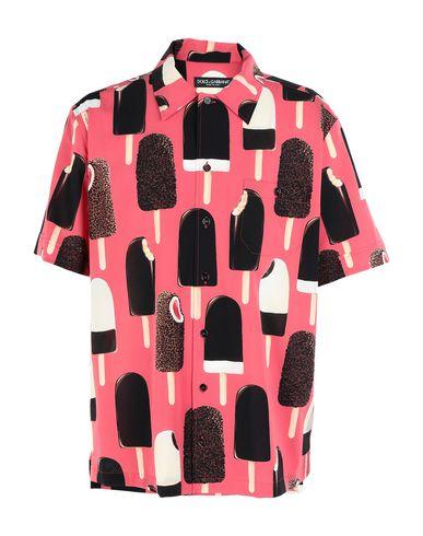 Купить Pубашка кораллового цвета