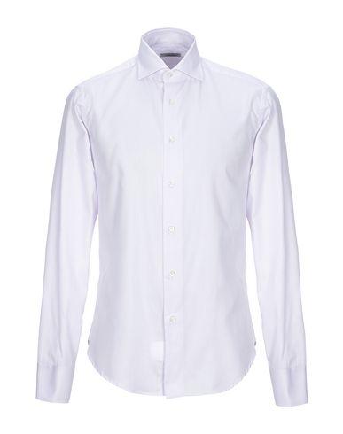Купить Pубашка от BRIAN DALES сиреневого цвета