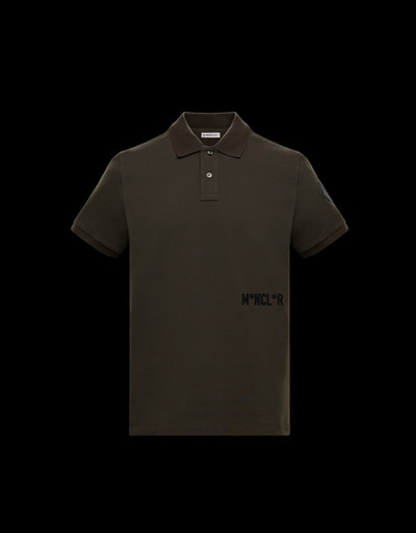 POLO SHIRT Dark green Category Polo shirts