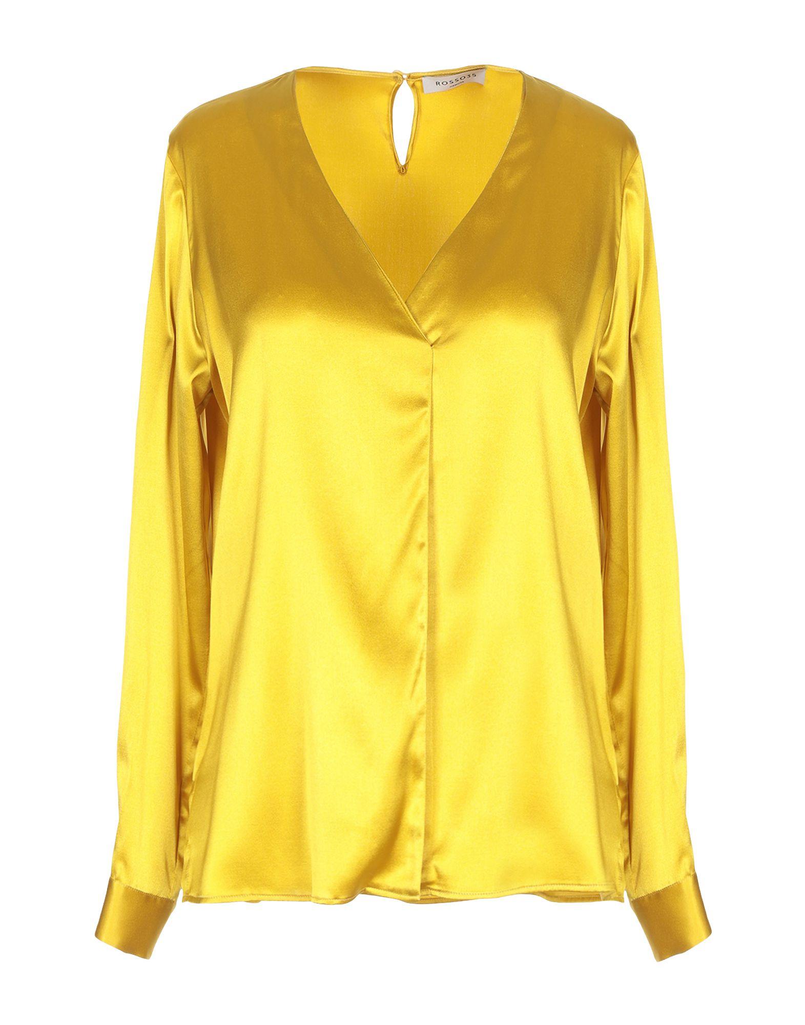 купить ROSSO35 Блузка по цене 7500 рублей