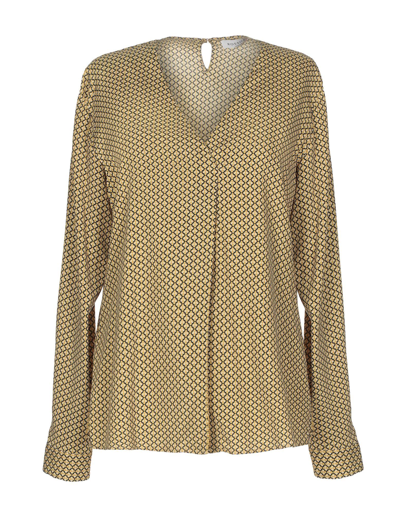 купить ROSSO35 Блузка по цене 9150 рублей