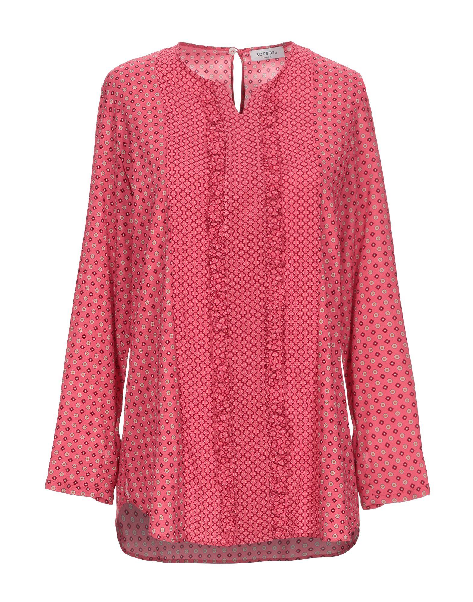 купить ROSSO35 Блузка по цене 9200 рублей