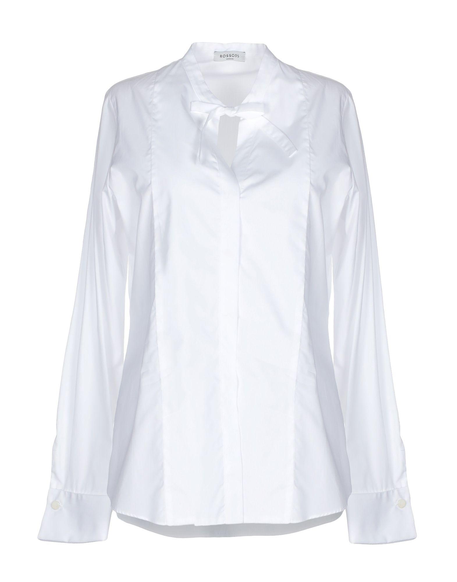 купить ROSSO35 Pубашка по цене 5500 рублей