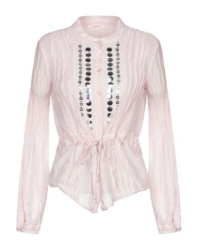 Купить Pубашка от KARTIKA розового цвета