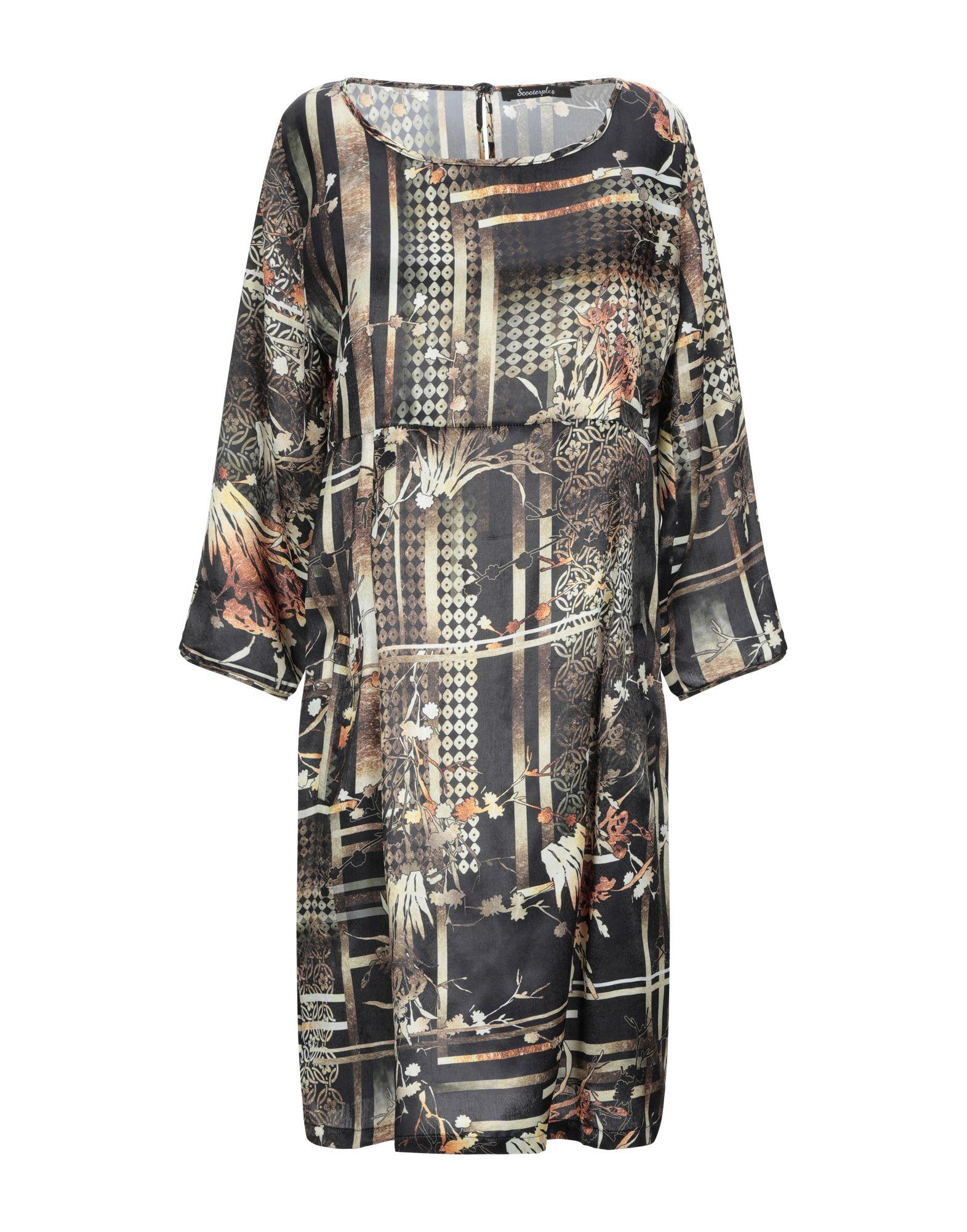 SCOOTERPLUS Короткое платье