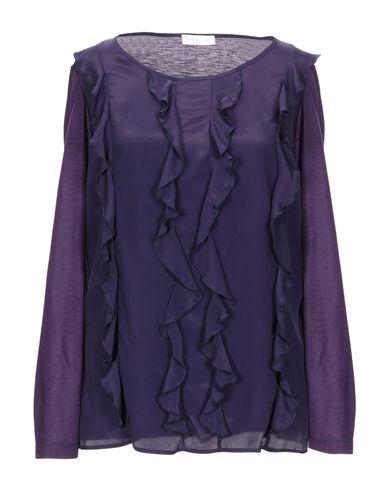 Фото - Женскую блузку  фиолетового цвета