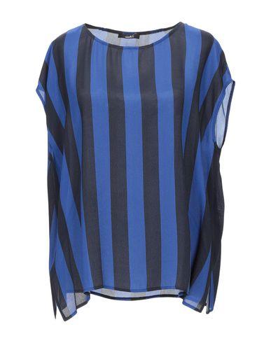 Фото - Женскую блузку CARLA G. ярко-синего цвета