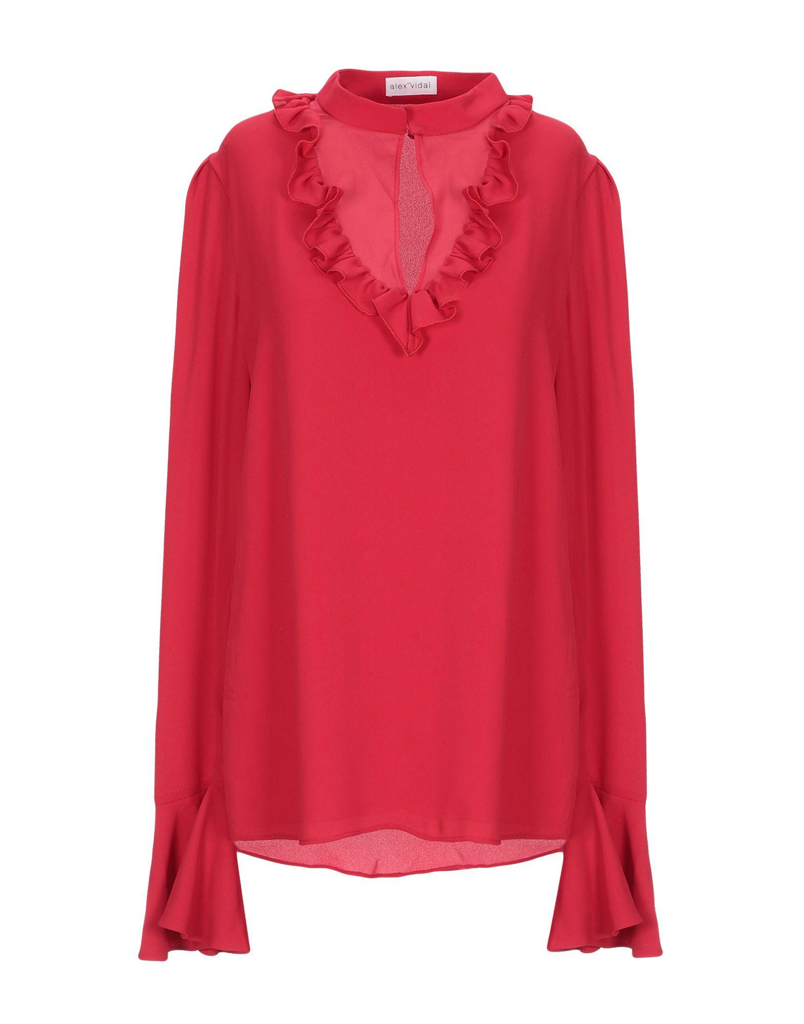 ALEX VIDAL Блузка цена