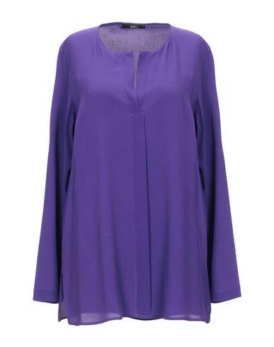 Купить Женскую блузку CARLA G. фиолетового цвета