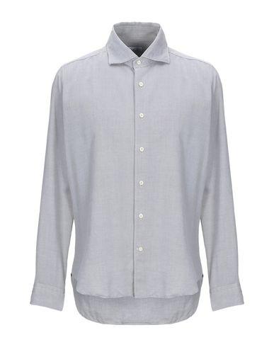 Фото - Pубашка от AGHO серого цвета