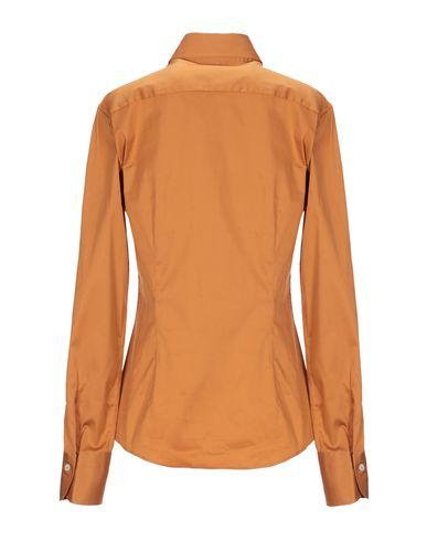Фото 2 - Pубашка от GUGLIELMINOTTI цвет охра
