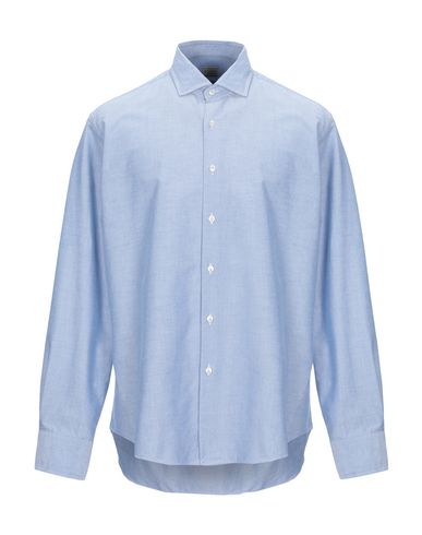 Фото - Pубашка от XACUS небесно-голубого цвета