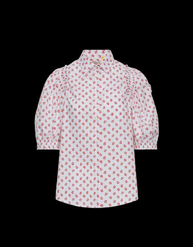 SHIRT White 4 Moncler Simone Rocha Woman
