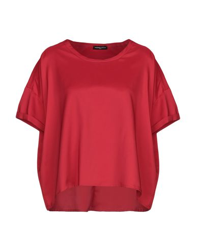 Фото - Женскую блузку RUBENDELLARICCIA красного цвета