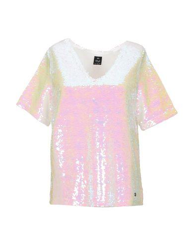 Купить Женскую блузку LAFTY LIE розового цвета