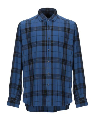Фото - Pубашка от ORIAN синего цвета