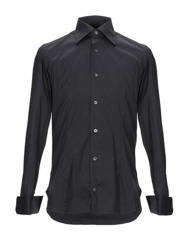 Фото - Pубашка от GIAMPAOLO черного цвета