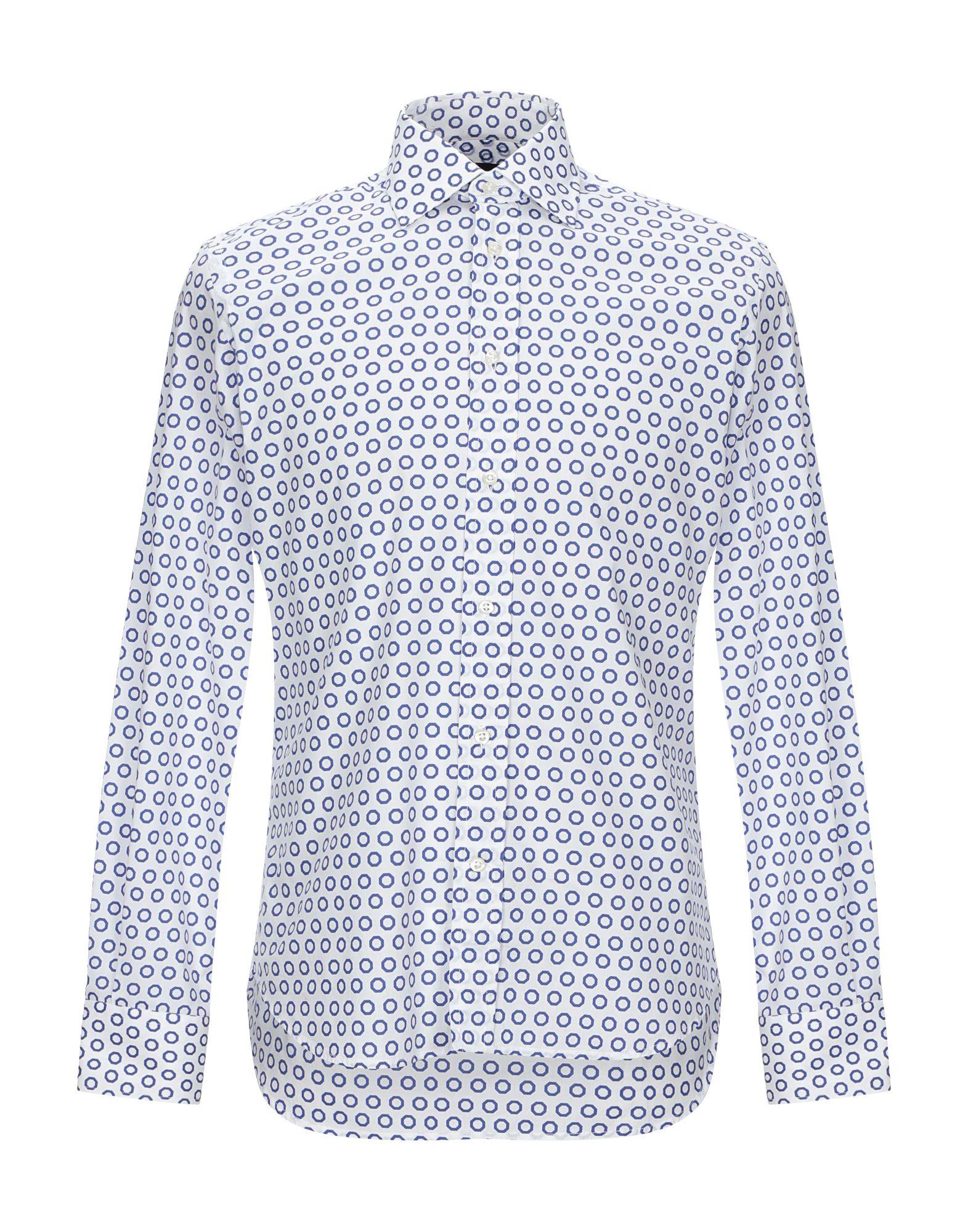 LUCHINO CAMICIE Pубашка luchino pубашка