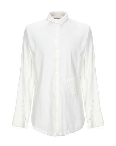 Фото - Pубашка от MARC POINT белого цвета