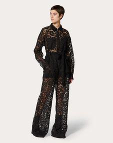 Heavy Lace Jumpsuit