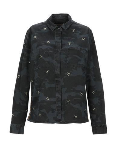 Фото - Pубашка от 40WEFT черного цвета
