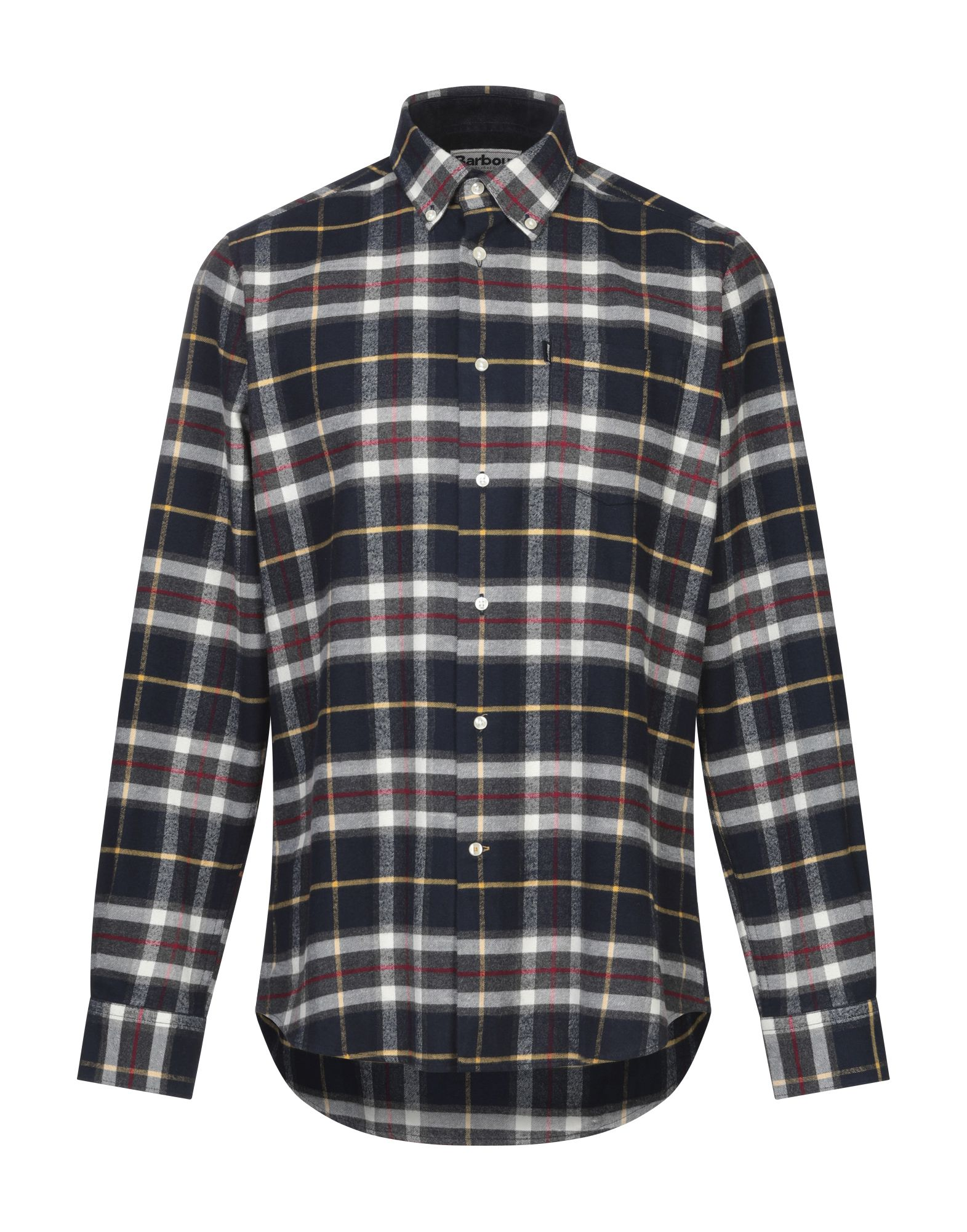 BARBOUR Pубашка футболка barbour mts0291 gy31