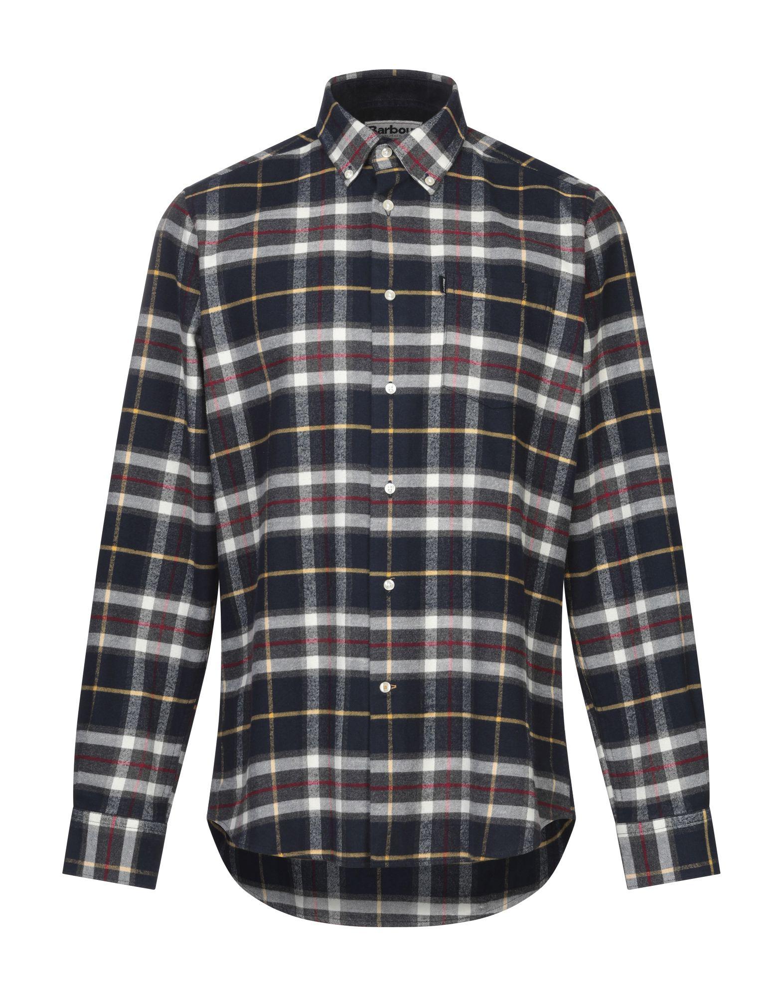 BARBOUR Pубашка куртка утепленная barbour barbour ba041emceao1