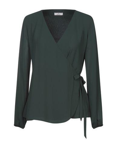 Фото - Женскую блузку I AM ANN зеленого цвета