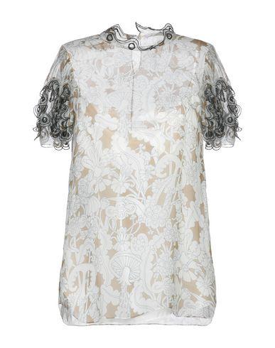 Купить Женскую блузку CHLOÉ бежевого цвета