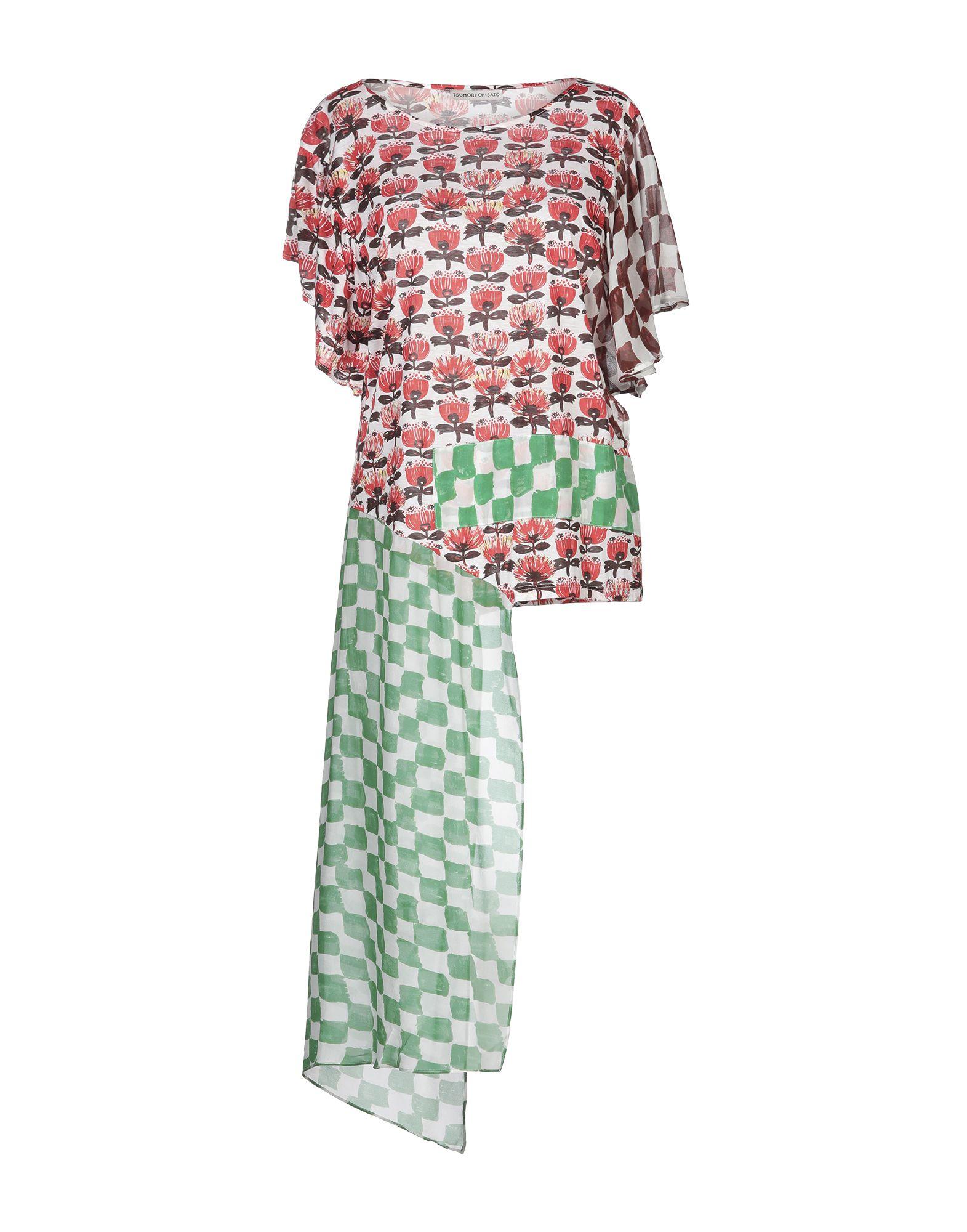 купить TSUMORI CHISATO Блузка по цене 27000 рублей