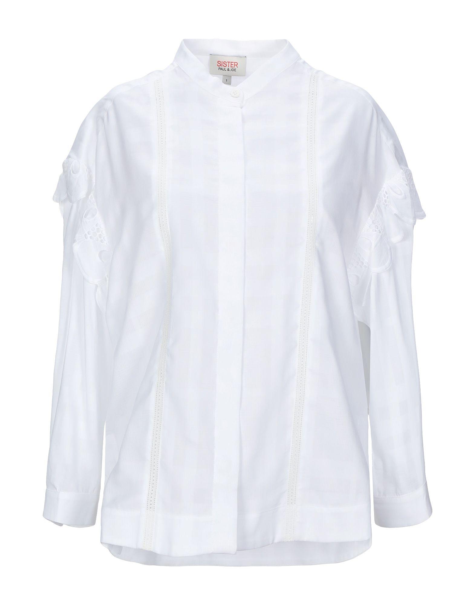 PAUL & JOE SISTER Pубашка joe barret firenze pубашка