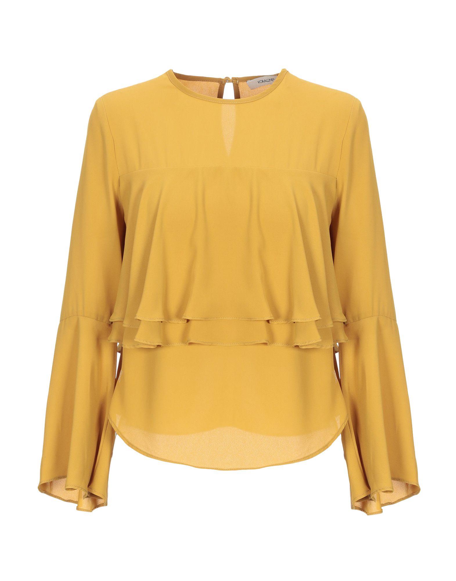 KORALLINE Блузка koralline блузка
